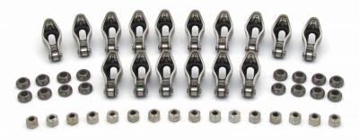 "COMP Cams - Magnum Roller 1.52 Ratio Rocker Arm Set for '88+ Chevrolet SBC w/ 3/8"" Stud - 1417-16"