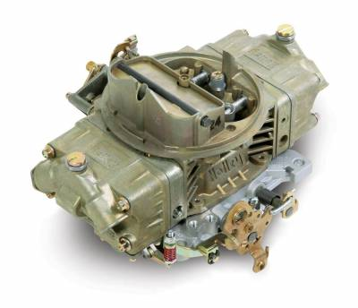 Carburetion - Carburetor - Holley - MDL 4150 600CFM D/P-CHROMATE - 0-4776C