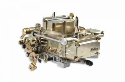 Carburetion - Carburetor - Holley - MDL 4160C 390CFM - 0-8007