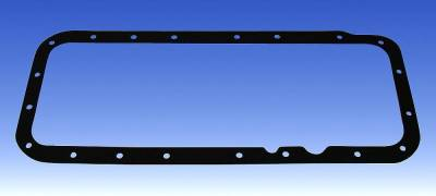 Gaskets and Sealing Systems - Engine Oil Pan Gasket - Milodon Inc. - Milodon Chrysler 383-440 Oil Pan Gasket Set - MIL-40700