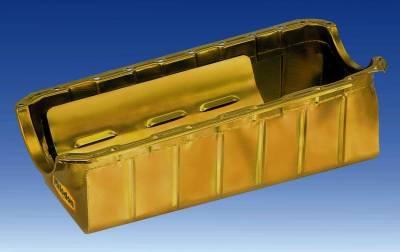 Cylinder Block Components - Engine Oil Pan - Milodon Inc. - Milodon Drag Race Oil Pans - MIL-31190