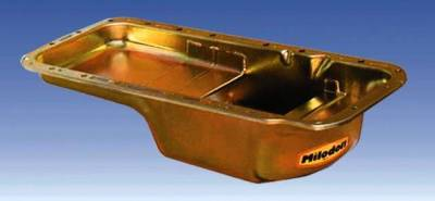 Cylinder Block Components - Engine Oil Pan - Milodon Inc. - Milodon Stock Replacement Oil Pans - MIL-30761