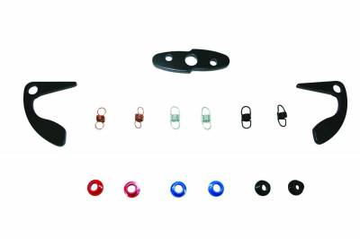 Distributor and Magneto - Distributor Advance Curve Kit - Moroso - Moroso Advance Curve Kit, GM Hei - 72300