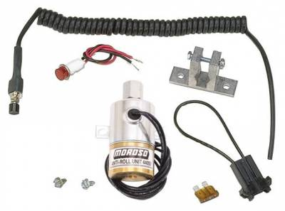 Service Kits - Brake Hydraulic Line Lock Kit - Moroso - Moroso Anti-Roll Unit - 44050