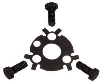 Valve Train Components - Engine Timing Camshaft Gear Bolt - Moroso - Moroso Cam Gear Bolts, W/Retainer - 60464