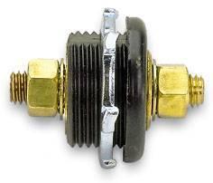 Moroso Connector, Thru Panel - 74145
