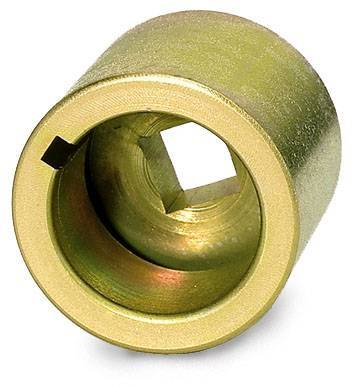 Engine Service - Engine Crankshaft Bolt Tool - Moroso - Moroso Crank Socket, Small Block Chevy - 61760