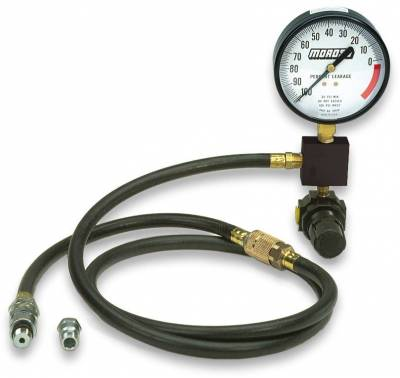Engine Service - Engine Combustion Leak Test Kit - Moroso - Moroso Cyl Leakage Tester - 89600
