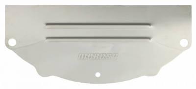 Flexplate - Automatic Transmission Torque Converter Dust Cover - Moroso - Moroso Dust Shield, Hemi 5.7, 6.1, 6.4 Trans. - 71161
