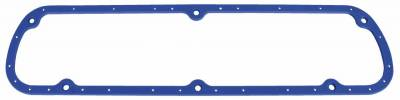 Gaskets and Sealing Systems - Engine Valve Cover Gasket - Moroso - Moroso Gasket, V/Cover, Small Block Ford - 93060