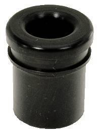 Crankcase Ventilation System - Engine Crankcase Breather Hose Grommet - Moroso - Moroso Grommet, V/C, PCV W/Baffle - 68772