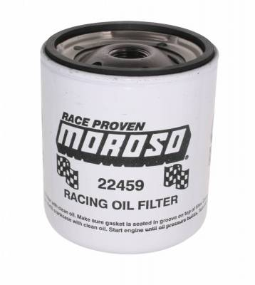 Moroso Oil Filter, Chevy, Racing - 22459