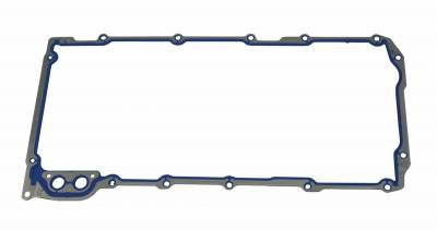 Gaskets and Sealing Systems - Engine Oil Pan Gasket - Moroso - Moroso Oil Pan Gasket, GM LS, (Except LS7 & LS9) - 93152