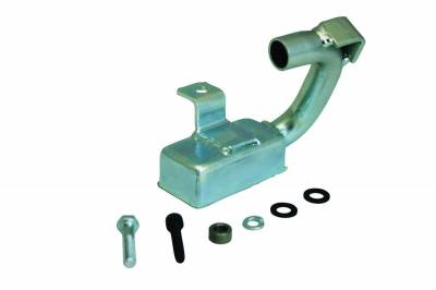 Cylinder Block Components - Engine Oil Pump Pickup Tube - Moroso - Moroso Pickup, Oil Pump, Big Block Chevy - 24320