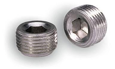 Hardware - Pipe Plug - Moroso - Moroso Pipe Plugs, 3/8 in. Npt - 37812