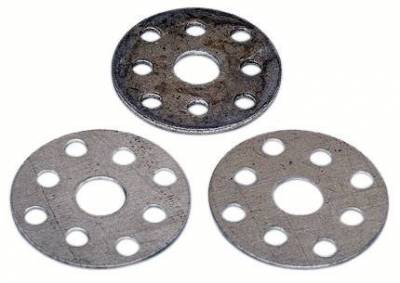 Water Pump and Related Components - Engine Water Pump Adapter - Moroso - Moroso Shim Kit, Water Pump Pulley - 64035
