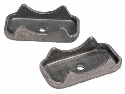 Suspension, Springs and Related Components - Leaf Spring Perch - Moroso - Moroso Spring Perch, 3 in. Tube - 85090