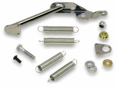 Carburetion - Throttle Return Spring - Moroso - Moroso Throttle Rtn Sprg Kit, Dom - 64923