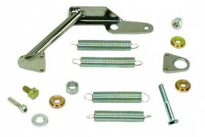 Carburetion - Throttle Return Spring - Moroso - Moroso Throttle Rtn Sprg Kit, Hol - 64927