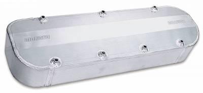 Cylinder Block Components - Engine Valve Cover - Moroso - Moroso V/C, Big Block Chevy, Fab, Alum, Sym-Port - 68333