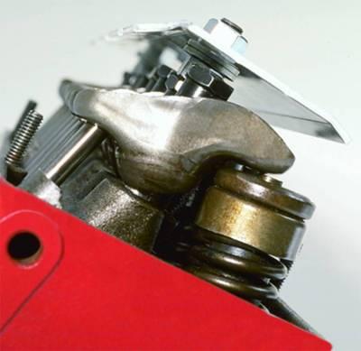 Cylinder Block Components - Engine Valve Cover Oil Deflector - Moroso - Moroso Valve Train Oil Deflector - 67700