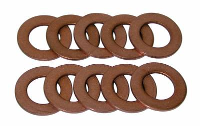 Gaskets and Sealing Systems - Automatic Transmission Drain Plug Washer - Moroso - Moroso Washer, Drain Plug - 97010