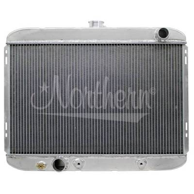 Radiators, Coolers and Related Components - Radiator - Northern Radiator - Muscle Car Radiator - 19 7/8 X 25 1/2 X 3 1/8 - 205132