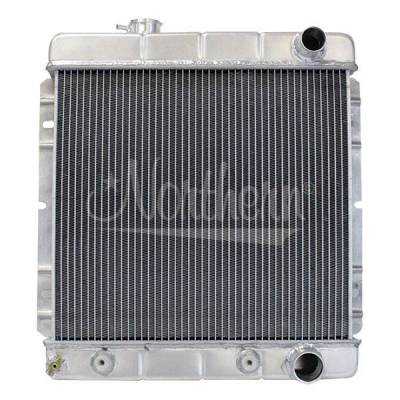 Radiators, Coolers and Related Components - Radiator - Northern Radiator - Muscle Car Radiator - 20 1/4 X 18 1/2 X 3 1/8 - 205030