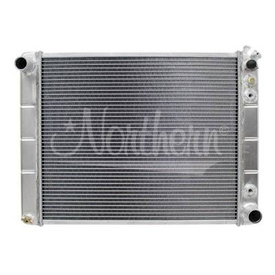 Northern Radiator - Muscle Car Radiator - 25 3/8 X 18 5/8 X 3 1/8 - 205028