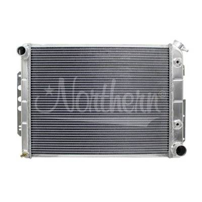 Radiators, Coolers and Related Components - Radiator - Northern Radiator - Muscle Car Radiator - 25 7/8 X 18 7/8 X 3 1/8 - 205072