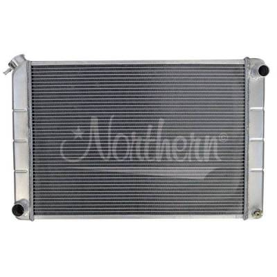 Radiators, Coolers and Related Components - Radiator - Northern Radiator - Muscle Car Radiator - 29 X 18 7/8 X 3 1/8 - 205058
