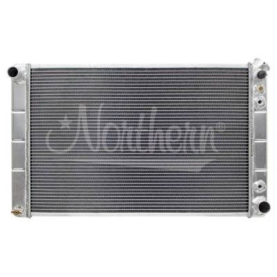 Northern Radiator - Muscle Car Radiator - 30 5/8 X 18 5/8 X 3 1/8 - 205027