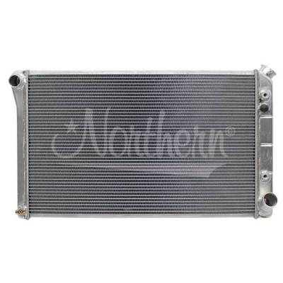 Radiators, Coolers and Related Components - Radiator - Northern Radiator - Muscle Car Radiator - 32 3/4 X 18 3/8 X 3 1/8 - 205179