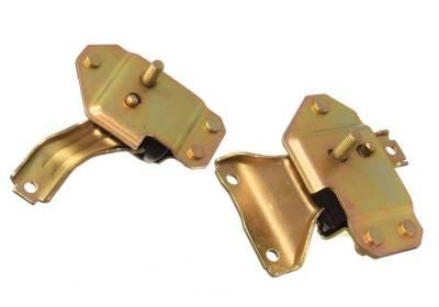 Cylinder Block Components - Engine Mount Set - Energy Suspension - MUSTANG 4.6L MOTOR MOUNTS - 4.1127G