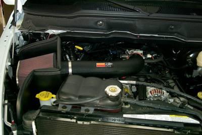 K&N - Performance Air Intake System - 57-1533 - Image 8