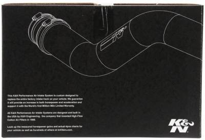 K&N - Performance Air Intake System - 57-1542 - Image 5