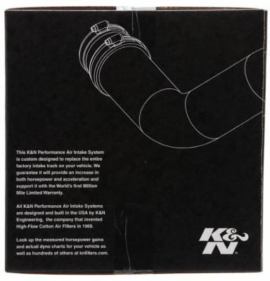 K&N - Performance Air Intake System - 57-2519-3 - Image 5