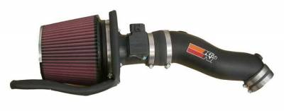 Fuel Injection System and Related Components - Engine Cold Air Intake Performance Kit - K&N - Performance Air Intake System - 57-2532