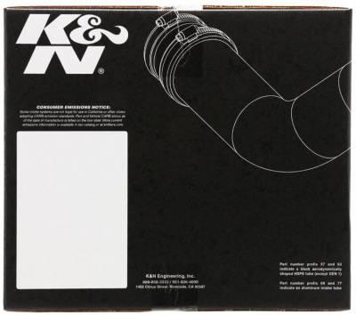 K&N - Performance Air Intake System - 57-2532 - Image 4