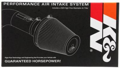 K&N - Performance Air Intake System - 57-2549 - Image 7