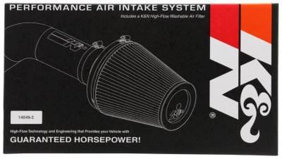 K&N - Performance Air Intake System - 57-3010-1 - Image 2