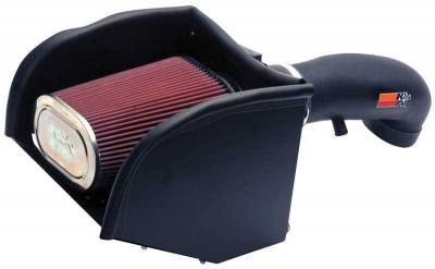 K&N - Performance Air Intake System - 57-3013-2 - Image 1