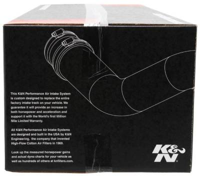 K&N - Performance Air Intake System - 57-3013-2 - Image 5