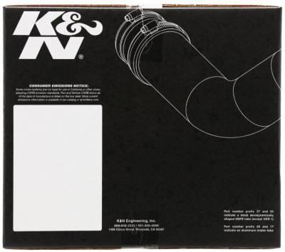 K&N - Performance Air Intake System - 57-3021-1 - Image 4