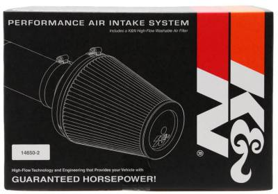 K&N - Performance Air Intake System - 57-3023-1 - Image 2