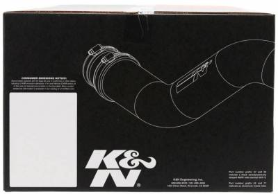 K&N - Performance Air Intake System - 57-3023-1 - Image 4