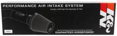 K&N - Performance Air Intake System - 57-3027 - Image 2