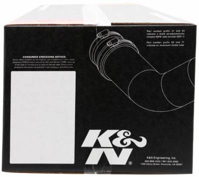 K&N - Performance Air Intake System - 57-3027 - Image 4