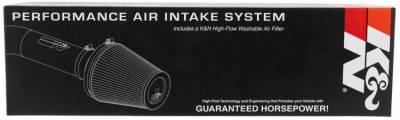 K&N - Performance Air Intake System - 57-3027 - Image 7