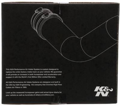 K&N - Performance Air Intake System - 57-3031-1 - Image 5